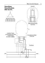 pocket guide to watthour meters alexander publications ge kilowatt hour meter wiring diagram pocket guide to watthour meters