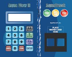 Bulk Water Vending Machines Enchanting RFID Prepaid Bulk Water Vending Machines Smart Card Truckfill