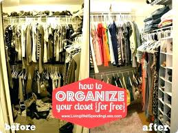a lot of clothes small closet i have a small closet and lots of clothes how