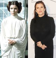carrie fisher 2014 star wars. Beautiful Fisher Carrie Fisher Star Wars Epiosde VII Princess Leia Jj Abrams Harrison  Ford In Carrie Fisher 2014 2