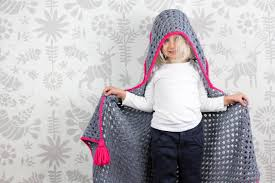 Hooded Blanket Crochet Pattern Best Ideas