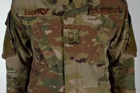 Ocp Pattern Impressive It's Official The Air Force Is Switching To The Army's OCP Uniform
