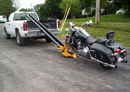 Motorcycle Loaders For Truck Beds Motorcycle Lift And Loader Youtube ...