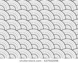 Zentangle Pattern Simple Zentangle Pattern Images Stock Photos Vectors Shutterstock