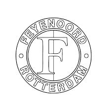 Voetbal Kleurplaat Feyenoord Krijg Duizenden Kleurenfotos Van De