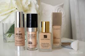 in today s post i m excited to be sharing four foundations i ve been using and loving or not loving recently over the past few years i ve bee