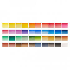 Winsor Newton Cotman Watercolour Studio Set 45 Half Pans I