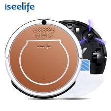 Koop 2017 ISEELIFE <b>Wet</b> Robot Vacuum Cleaner for Home 2 in1 ...