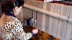 azerbaijan carpet weaving you