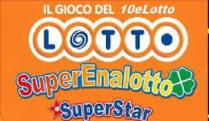 Estrazione Simbolotto Lotto Superenalotto e 10eLotto di oggi 2 gennaio