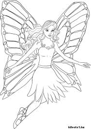 Free Printable Mariposa Coloring Pages 3