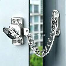 Door chain locks Hotel Style Door Door Chain Lock Walmart Locks Chain Door Aluminum Alloy Doors Windows Security Chain Lock Children Safety 1915rentstrikesinfo Door Chain Lock Walmart Joinupthedotsco