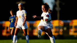 DeWitt girls soccer getting key contributions from Shelby Sims