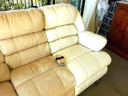 how to clean couches steam couch faux leather