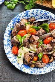 beef shish kabobs oven stovetop or