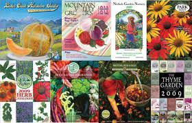 garden seed catalogs. Winter Garden Guide: Herbie\u0027s Favorite Seed Catalogs F