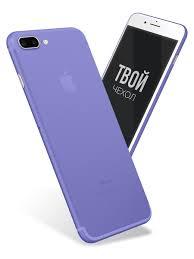 Ультратонкий <b>пластиковый</b> чехол -<b>накладка</b> для Apple <b>iPhone</b> 7 ...