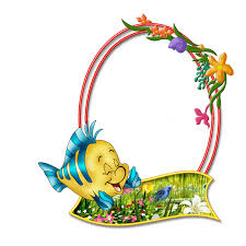 picture frame photography clip art cartoon fish decoration 800 800 picture frame fictional character photography sbooking