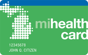 Mdhhs The Mihealth Card
