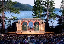 Lake Tahoe Shakespeare Festival Tickets Info Tahoe South