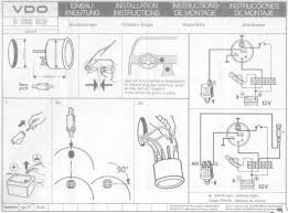 vdo marine tachometer wiring diagram wiring diagrams boat ammeter wiring diagram and hernes