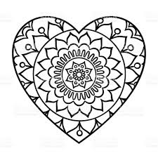 mandala heart coloring pages collection 17 c heart mandala coloring pages 1024 coloring book detail name heart mandala coloring pages