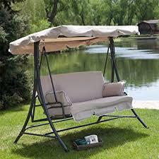 Amazon.com : Replacement Swing Canopy Top Cover - Medium Size : Outdoor  Canopies : Garden & Outdoor
