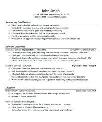 No Education Resume – Armni.co
