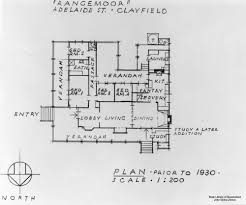 FileStateLibQld 1 120300 Architectural drawing of the house