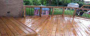 wood deck cost. Cost To Stain Deck Wood Decks Cons Restain A