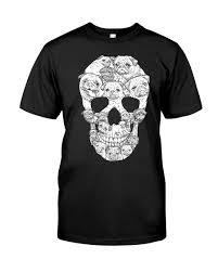 Loot Crate Shirt Size Chart Sketchy Cute Pug Skull Loot Crate Shirt Hoodie Long Sleeve