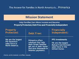 Primerica Financial Business Expansion Presentation Ppt Download