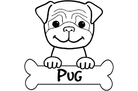 pug dog coloring pages dog coloring pages free colouring pages pug coloring pages pug coloring free pug dog dog coloring pages pug dog