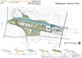 master plan in makkasan thesis arch msu urban design  arch
