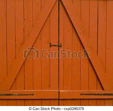 red barn doors clip art. barn doors - csp0396379 red clip art d
