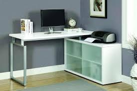 t shaped office desk. Big L Shaped Desk Workstation Glass Top Corner Kids With . T Office