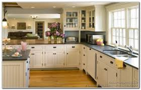 Wonderful Off White Country Kitchen Cabinets L For Design Ideas