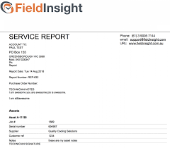 Paper Reports Are Paper Service Reports Causing Headaches In Your Services