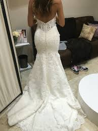 Finally Tried My Wedding Dress On Today Ordered The Matthew