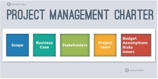 Project Charter Project Management