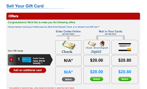 cardcash will your gift cards from you outright at 60 percent to 85