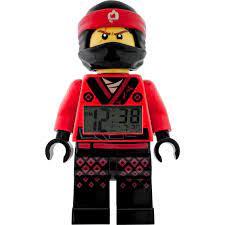 Lego Ninjago Movie Lloyd Mini Figure 9.5 In. Alarm Clock   Clocks    Household