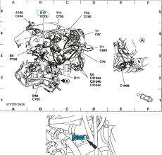 similiar mercury cougar hose diagrams keywords taurus wiring diagram as well 2003 ford taurus vacuum hose diagram