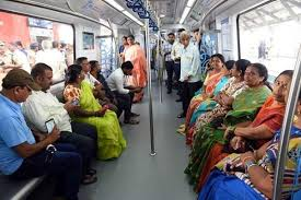 Metro Train Fares Chart In Hyderabad Hyderabad Metro Charges List Miyapur Ameerpet Lb Nagar