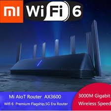 Xiaomi AIoT Router AX3600 <b>Wifi</b> 6 5G Dual-Band 3000Mbps Gigabit ...