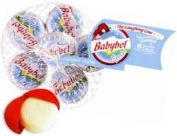 afternoon snack mini babybel light cheese