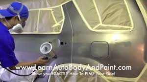 how to spray paint a car at home yourself affordable diy methods you