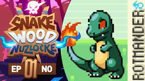 ZOMBIE POKEMON?! - Pokémon Snakewood Nuzlocke w/ FeintAttacks! Episode #01  - YouTube