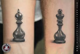 The chess loving couple