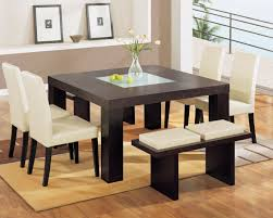 contemporary dining room sets with benches. modern concept contemporary dining room sets with benches piece set bench w